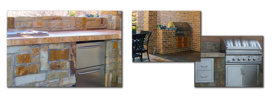Earthtones Landscape Contractors Outdoor Kitchens